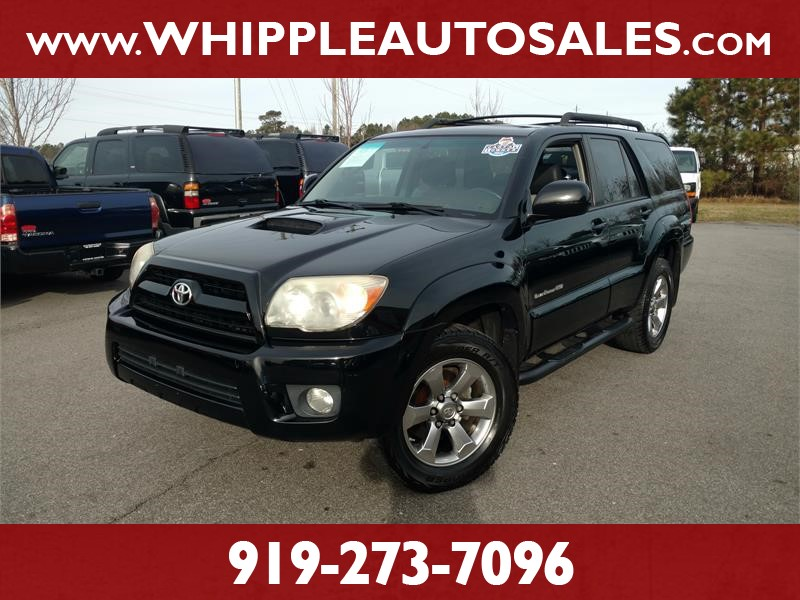 2008 TOYOTA 4RUNNER SR5 (1-OWNER) for sale by dealer