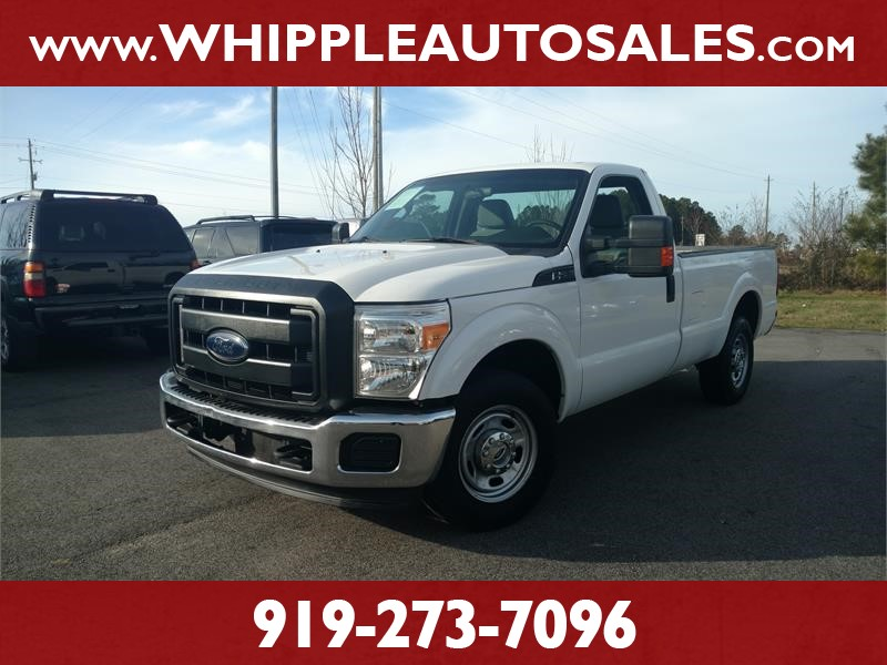 2012 FORD F-250 XL SUPER-DUTY for sale by dealer