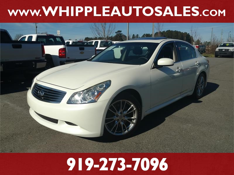 2007 INFINITI G35 S for sale by dealer
