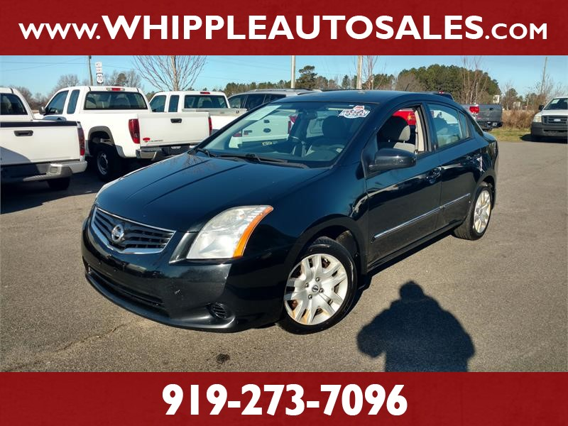 2010 NISSAN SENTRA S (1-OWNER) for sale by dealer