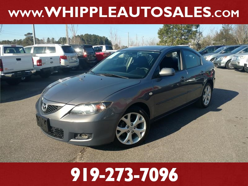 2008 MAZDA MAZDA3i for sale by dealer