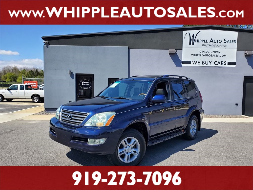 2006 LEXUS GX 470 for sale by dealer