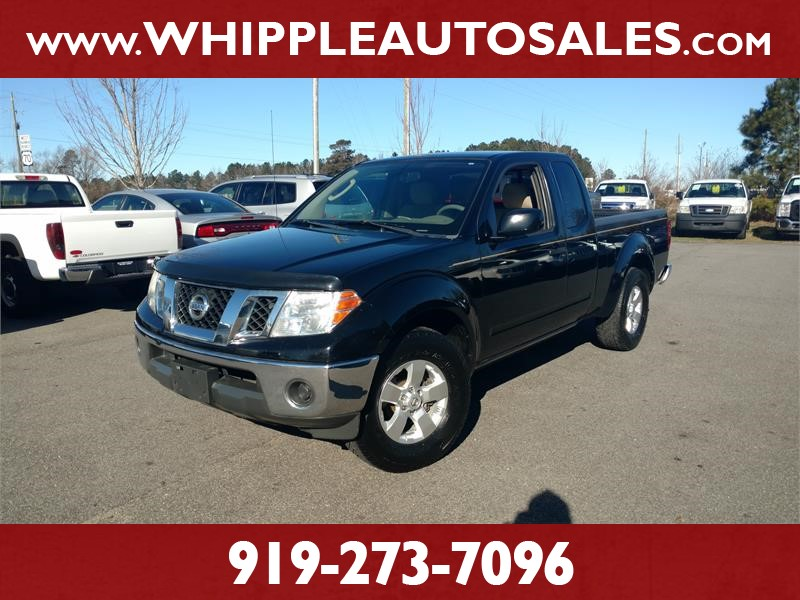2011 NISSAN FRONTIER SV for sale by dealer
