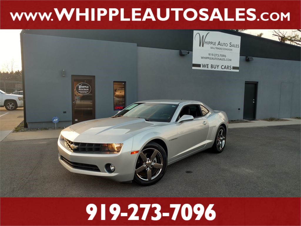 2012 CHEVROLET CAMARO LT for sale by dealer