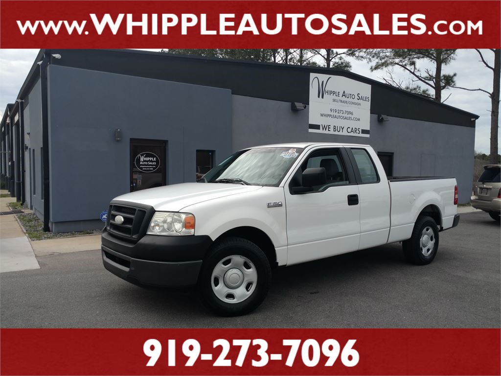 2006 FORD F-150 XL SUPERCAB (1-OWNER) for sale by dealer