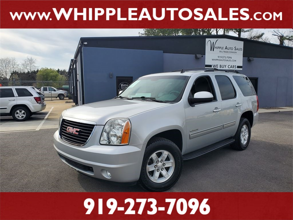 2013 GMC YUKON SLT for sale by dealer