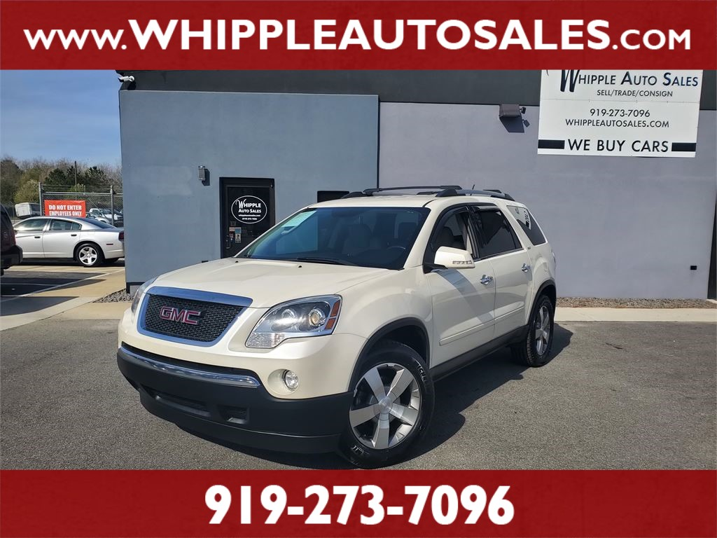 2012 GMC ACADIA SLT-1 FWD for sale by dealer
