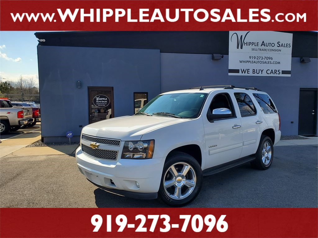 2011 CHEVROLET TAHOE LT (1-OWNER) for sale by dealer