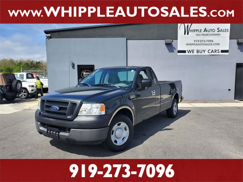 2005 FORD F-150 XL for sale by dealer