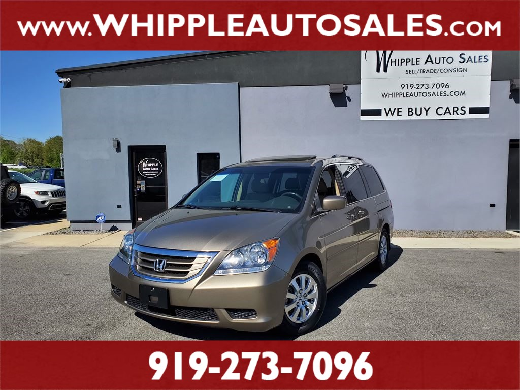 2010 HONDA ODYSSEY EX-L for sale by dealer
