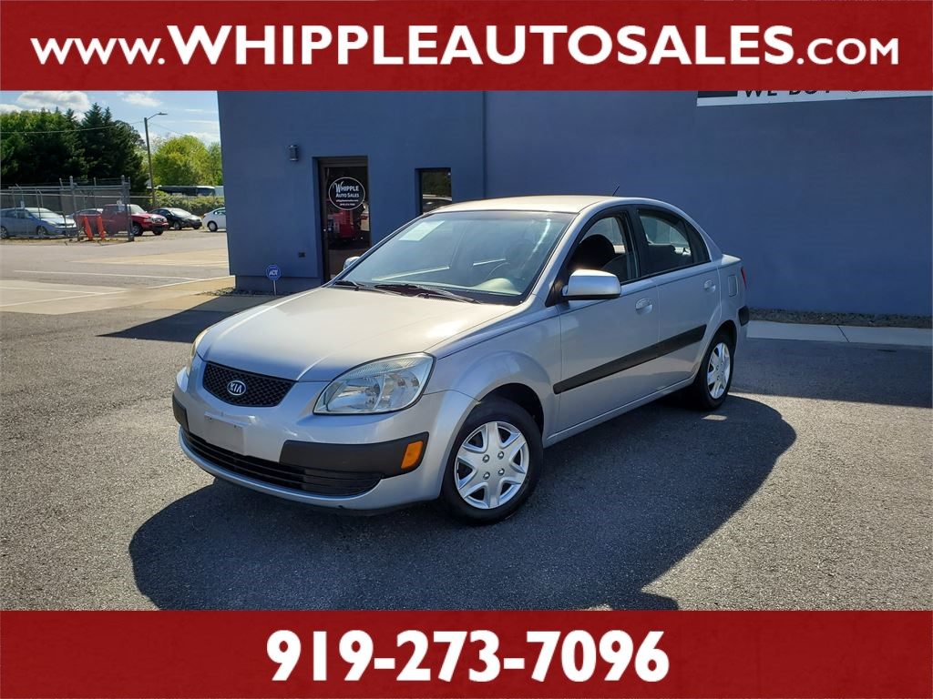 2008 KIA RIO LX for sale by dealer