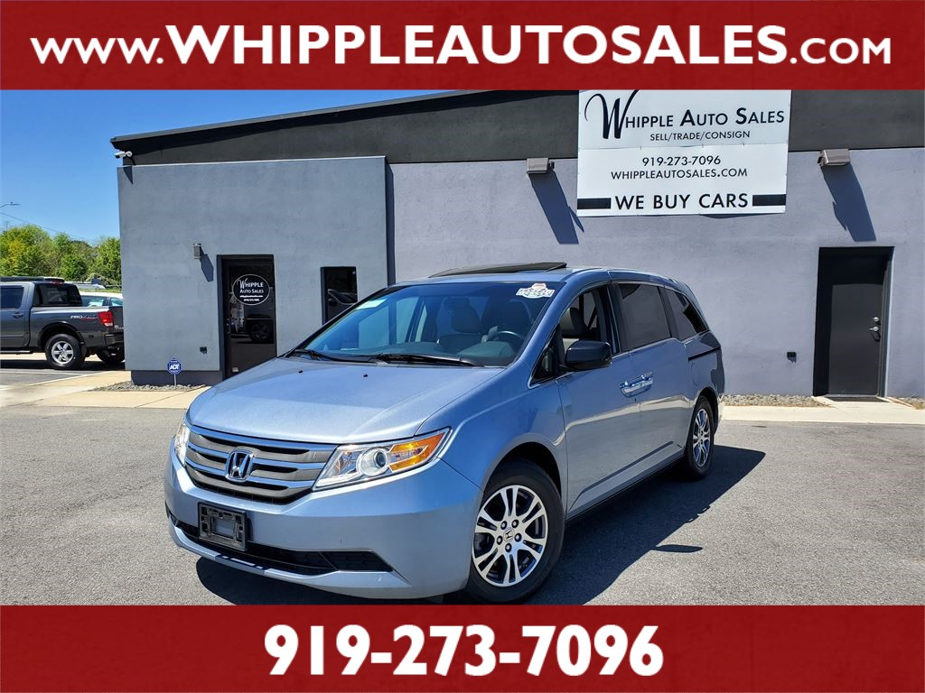 2011 HONDA ODYSSEY EX-L (1-OWNER) for sale by dealer