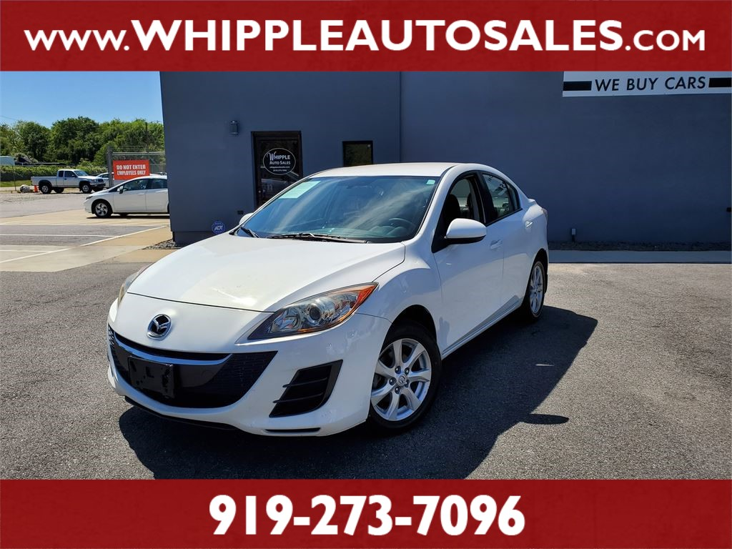 2010 MAZDA MAZDA3i  for sale by dealer