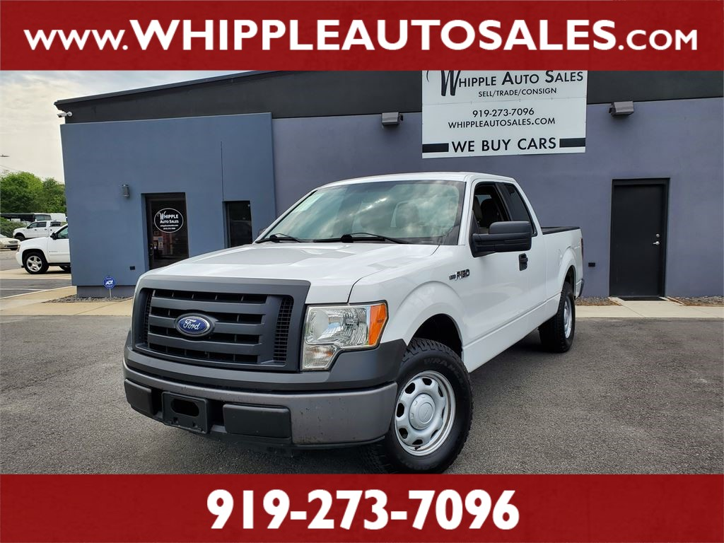 2010 FORD F-150 XL SUPERCAB for sale by dealer