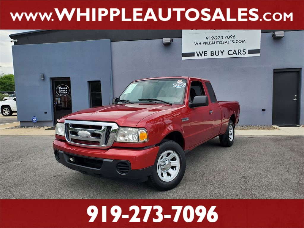 2008 FORD RANGER XLT (1-OWNER) for sale by dealer