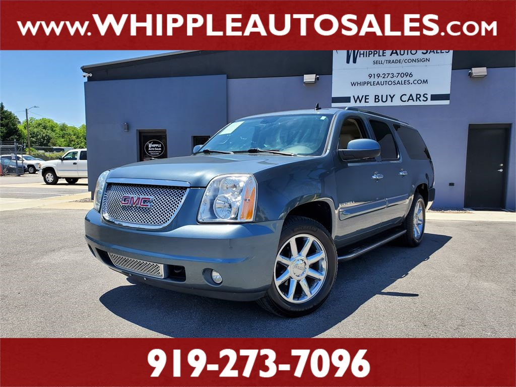 2008 GMC YUKON DENALI XL for sale by dealer