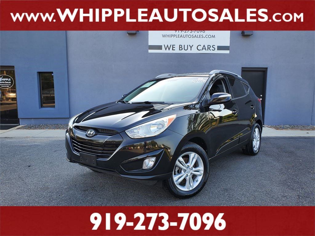 2013 HYUNDAI TUCSON GLS (1-OWNER) for sale by dealer