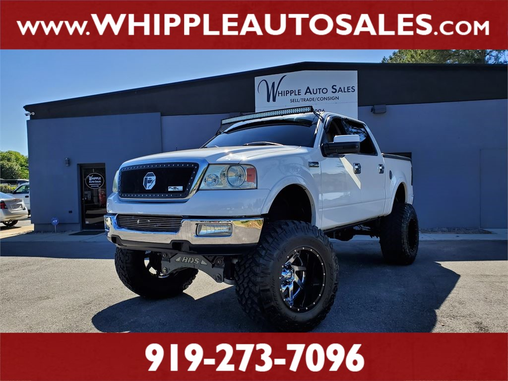 2004 FORD F-150 LARIAT SUPERCREW MONSTERTRUCK for sale by dealer