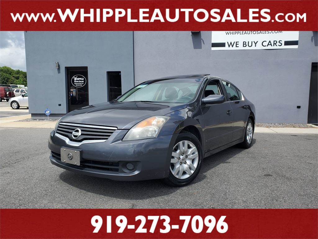 2009 NISSAN ALTIMA 2.5S for sale by dealer