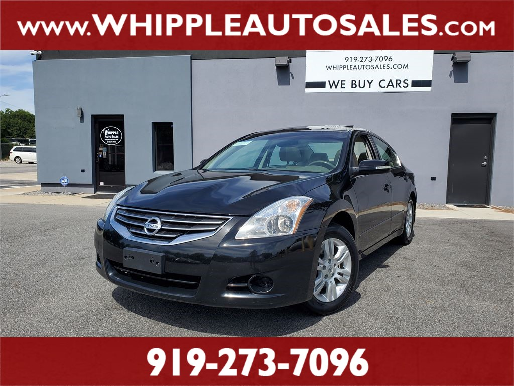 2012 NISSAN ALTIMA 2.5 SL for sale by dealer