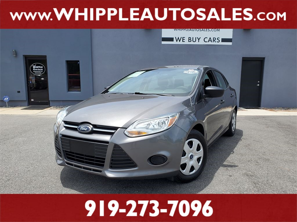 2013 FORD FOCUS S (1-OWNER) for sale by dealer