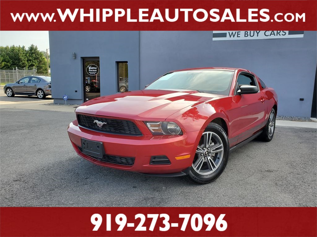 2010 FORD MUSTANG PREMIUM for sale by dealer
