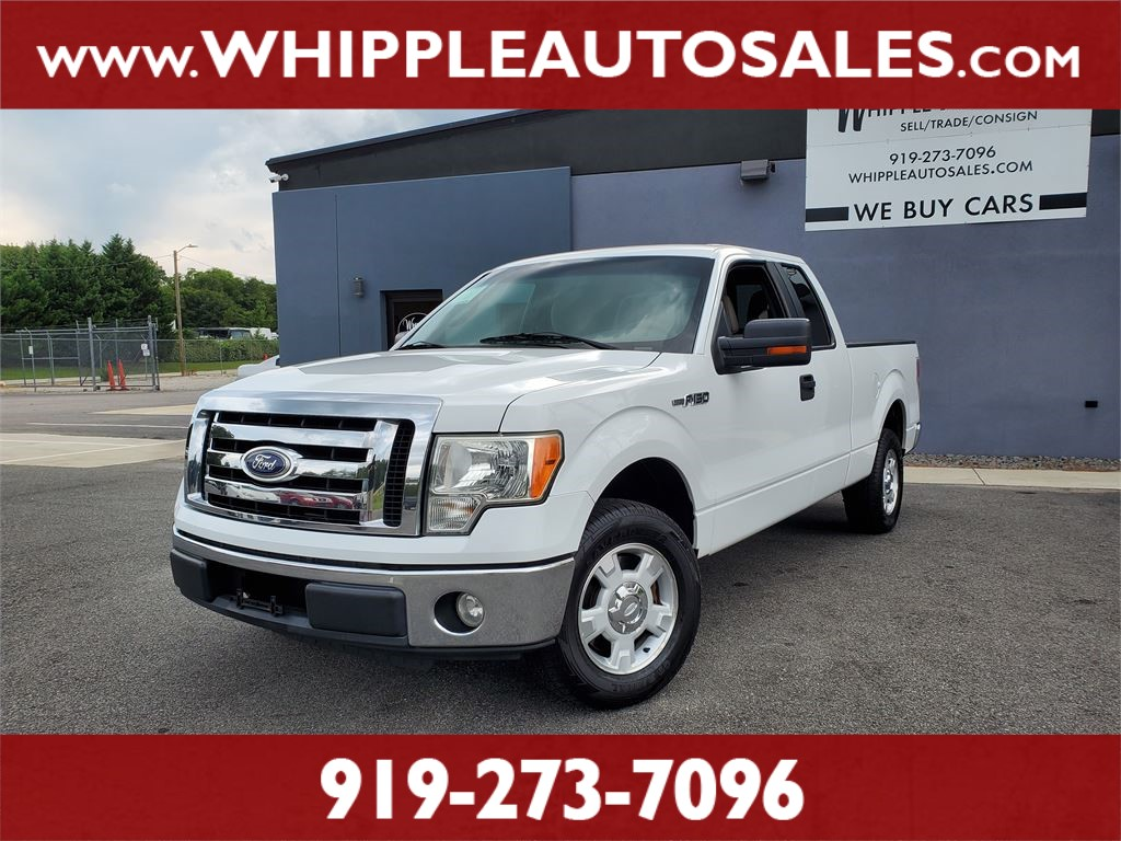2010 FORD F-150 XLT SUPERCAB for sale by dealer