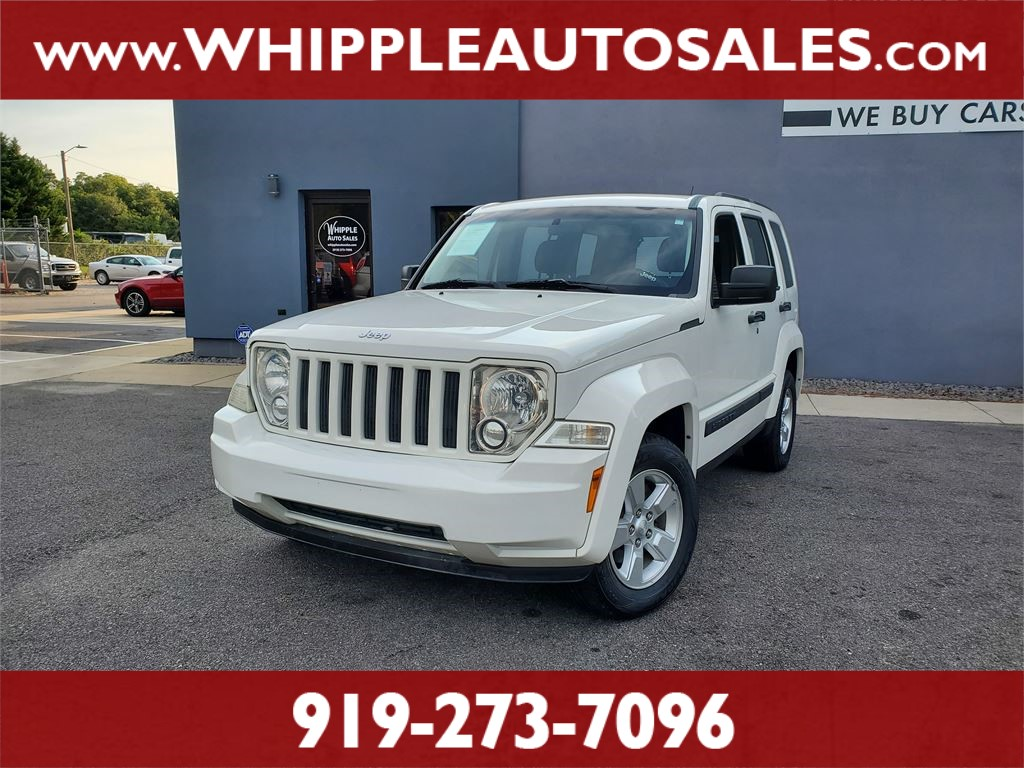 2010 JEEP LIBERTY SPORT for sale by dealer