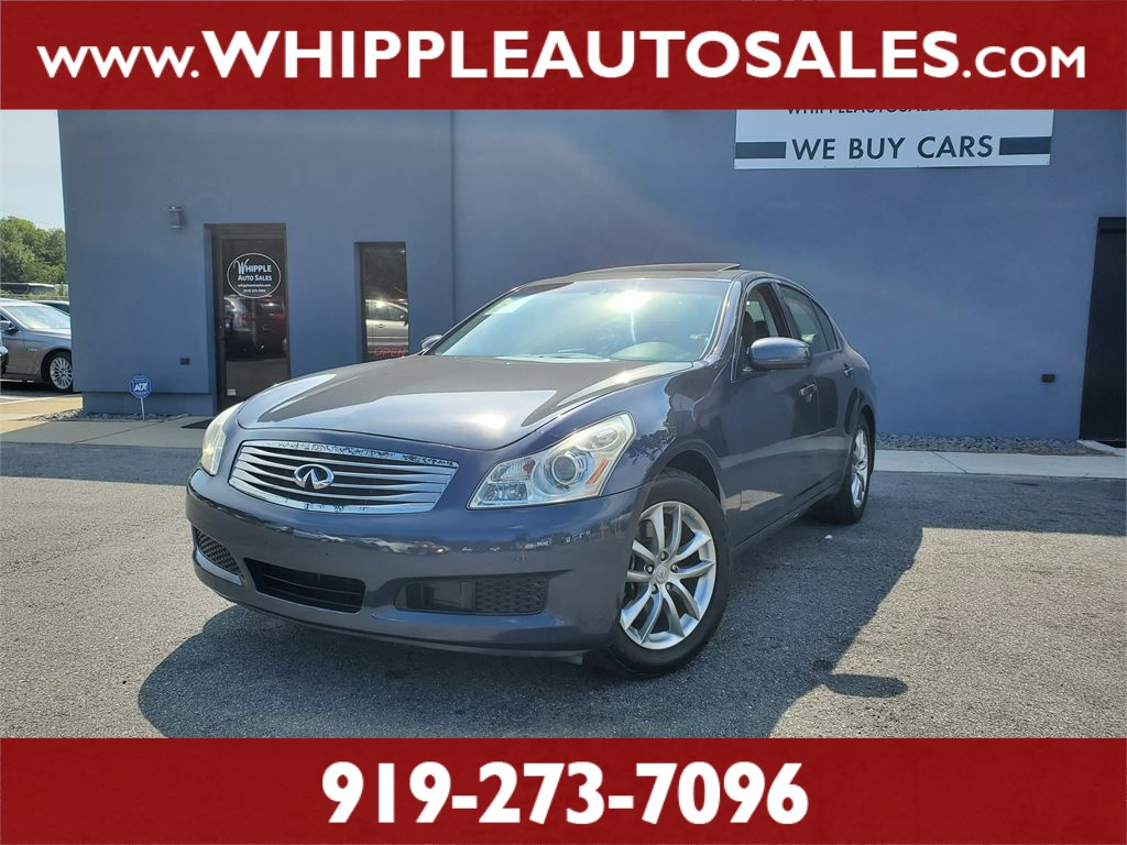 2007 INFINITI G35X for sale by dealer
