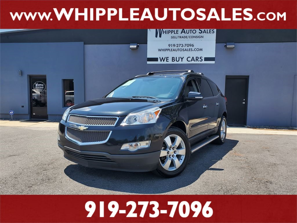 2012 CHEVROLET TRAVERSE LTZ (1-OWNER) for sale by dealer