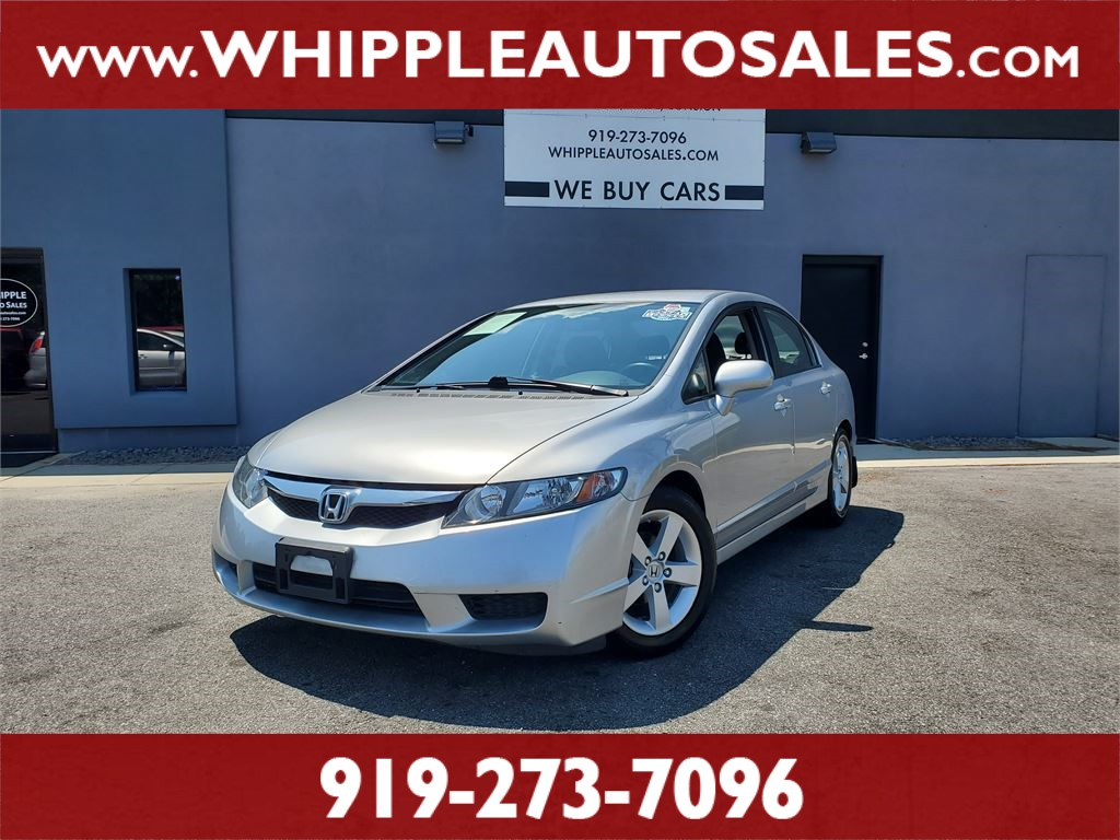 2009 HONDA CIVIC LX-S (1-OWNER) for sale by dealer
