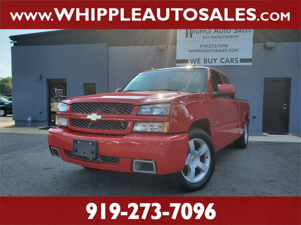 2003 CHEVROLET SILVERADO SS for sale by dealer