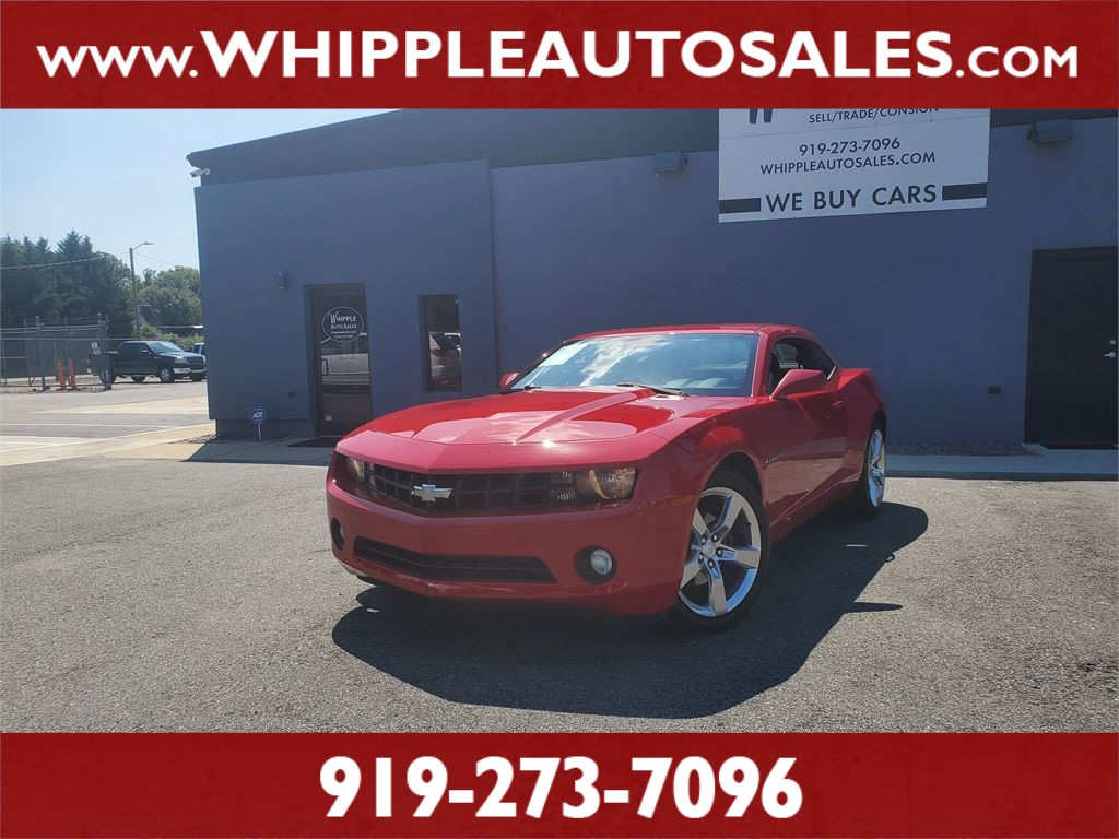 2010 CHEVROLET CAMARO LT1 for sale by dealer