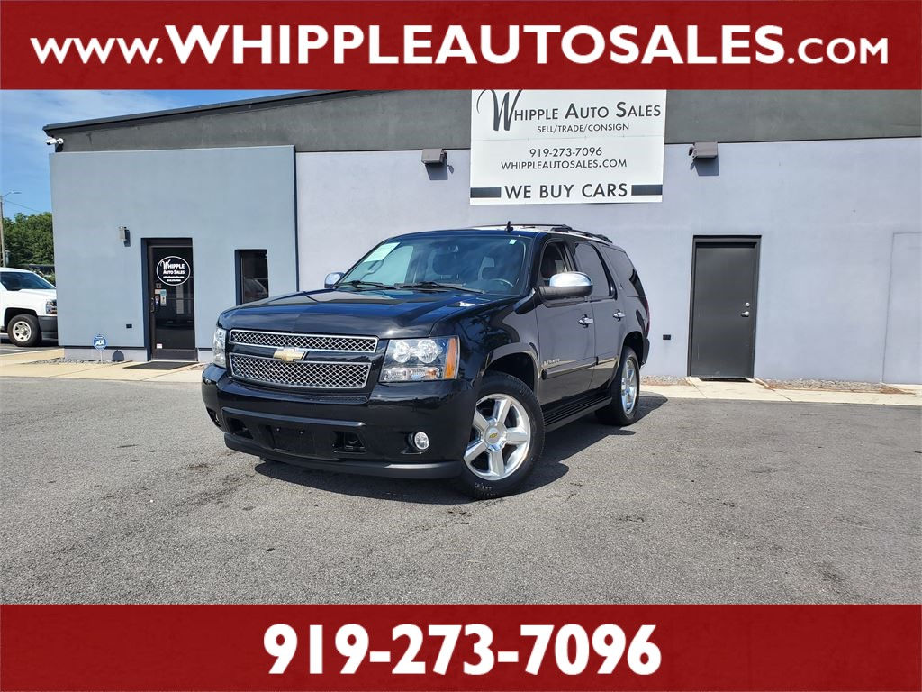 2008 CHEVROLET TAHOE LT (1-OWNER) for sale by dealer