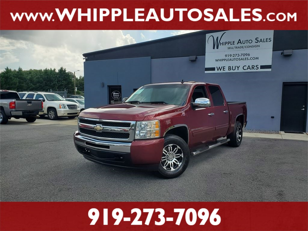 2009 CHEVROLET SILVERADO LT for sale by dealer