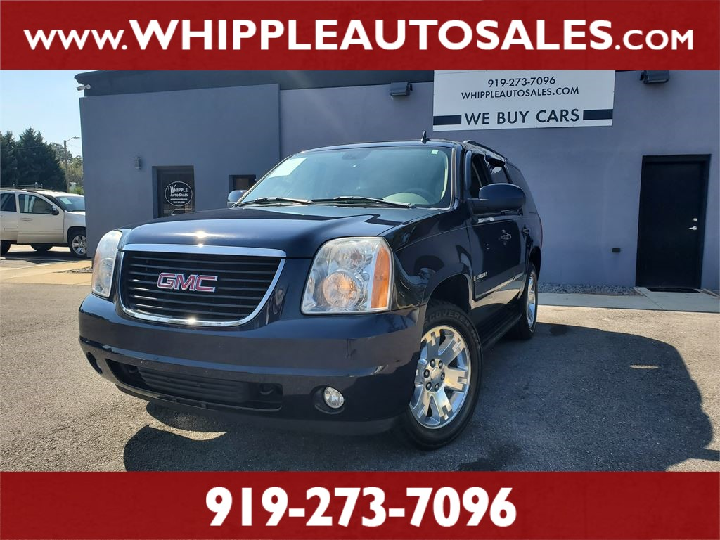 2007 GMC YUKON SLT for sale by dealer