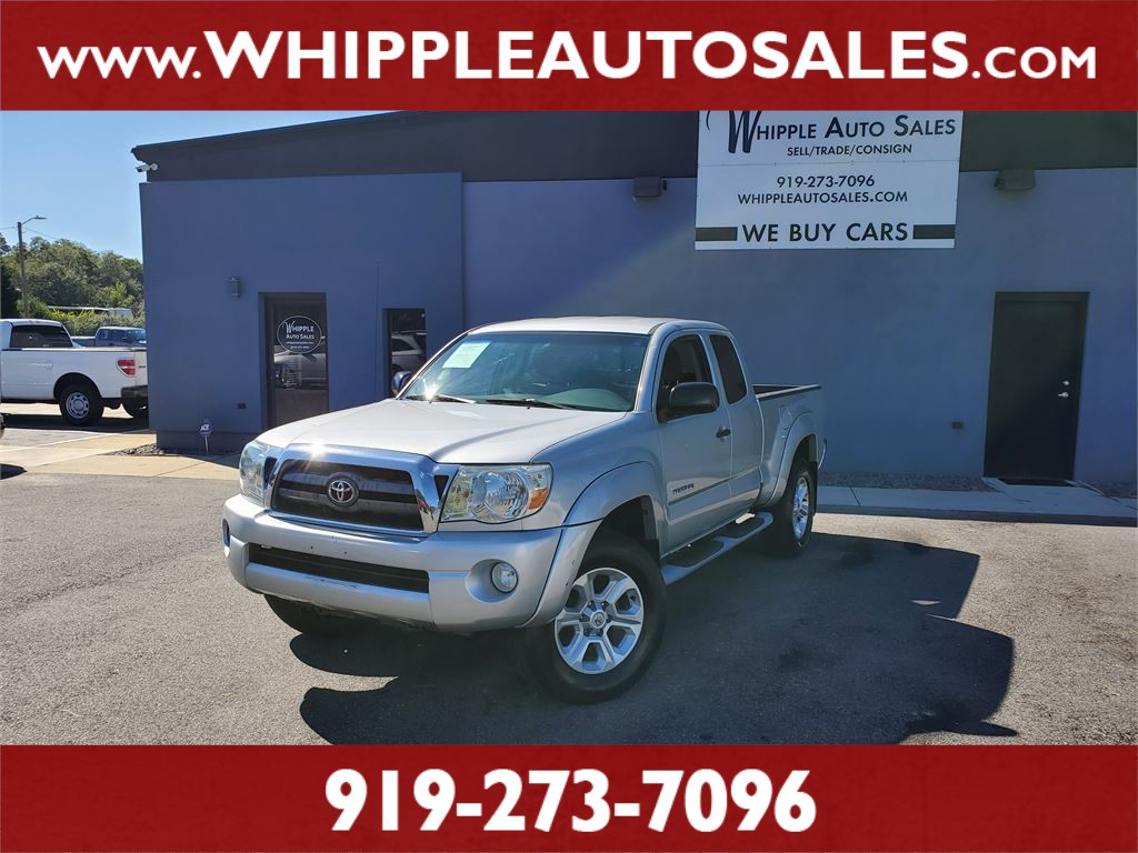 2009 TOYOTA TACOMA SR5 ACCESSCAB for sale by dealer