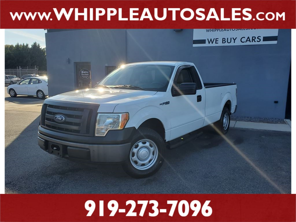 2010 FORD F-150 XL for sale by dealer