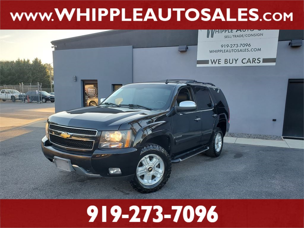 2008 CHEVROLET  TAHOE Z71 for sale by dealer