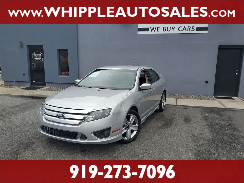 2010 FORD FUSION SPORT for sale by dealer