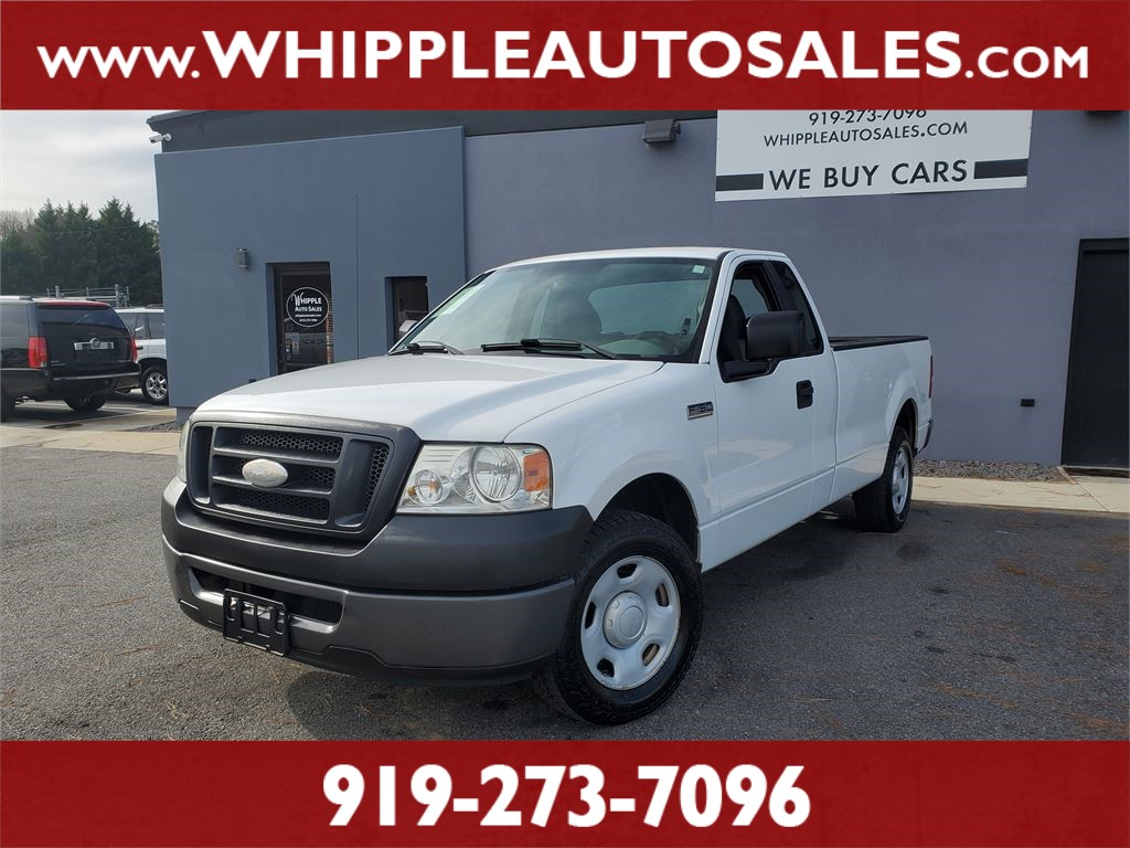 2008 FORD F-150 XL (1-OWNER) for sale by dealer
