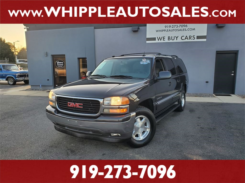 2005 GMC YUKON SLT XL (1-OWNER) for sale by dealer