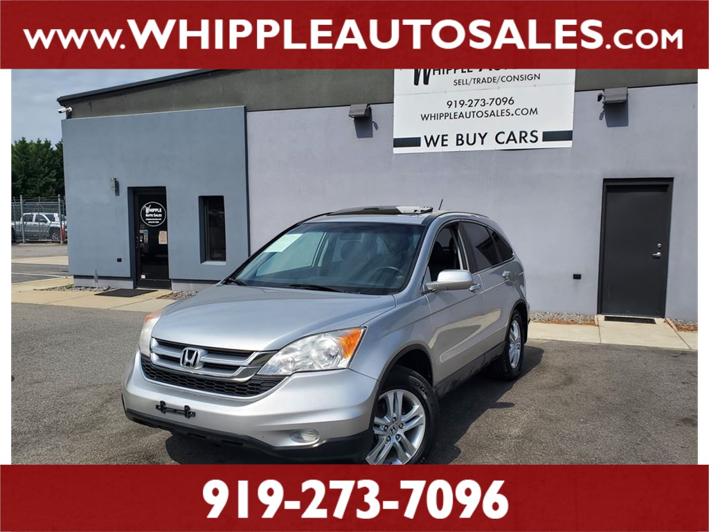 2011 HONDA CR-V EX-L for sale by dealer