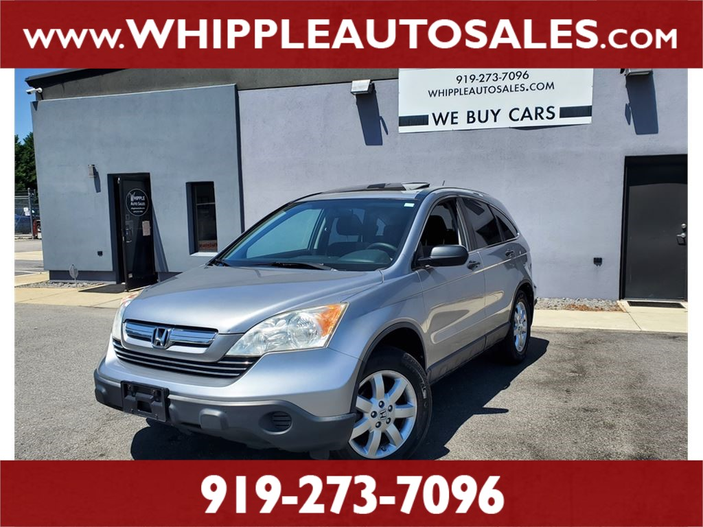2007 HONDA CR-V EX (1-OWNER) for sale by dealer