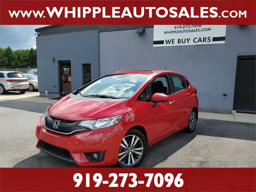 2015 HONDA FIT EX (1-OWNER) for sale by dealer