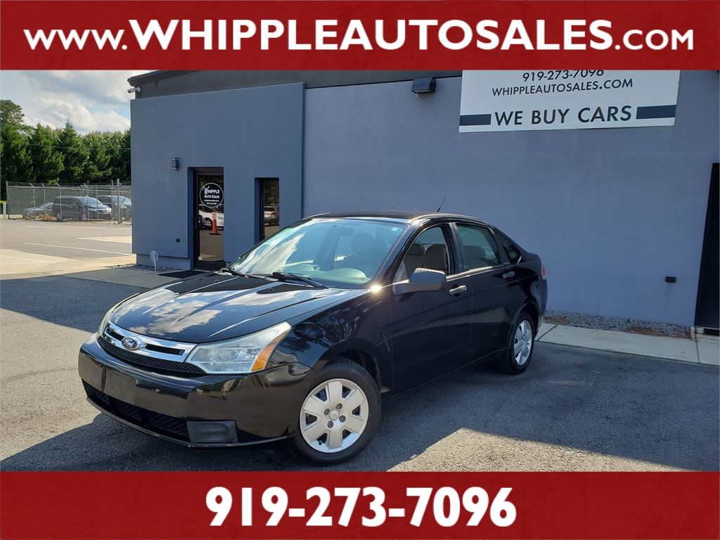 2011 FORD FOCUS S  for sale by dealer
