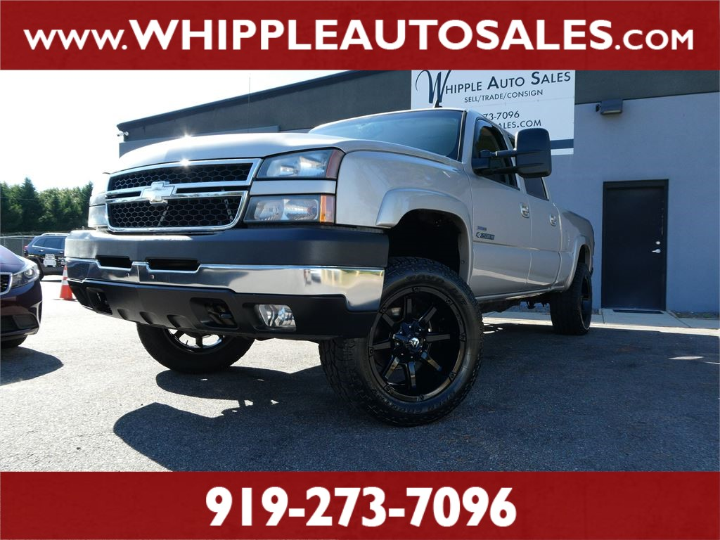 2007 CHEVROLET  SILVERADO 2500HD LT  for sale by dealer