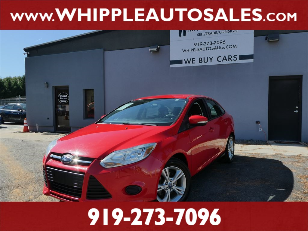 2013 FORD  FOCUS SE  for sale by dealer