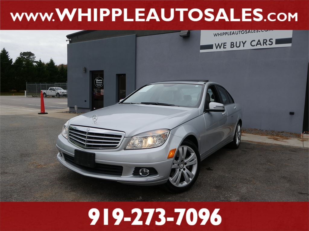 2011 MERCEDES-BENZ C300 4MATIC for sale by dealer
