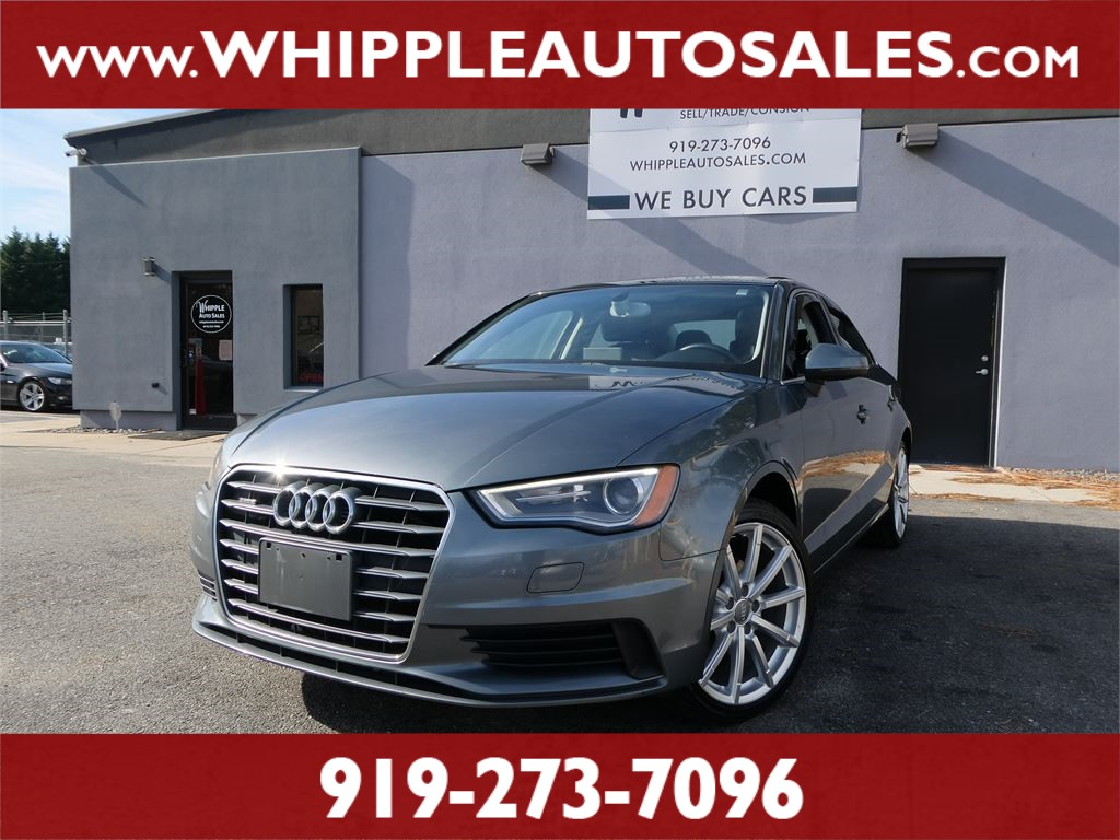 2015 AUDI A3 PREMIUM for sale by dealer